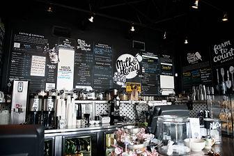 Inside Milk & Honey Chattanooga