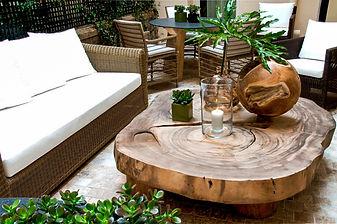 Hotel Recamier lounge