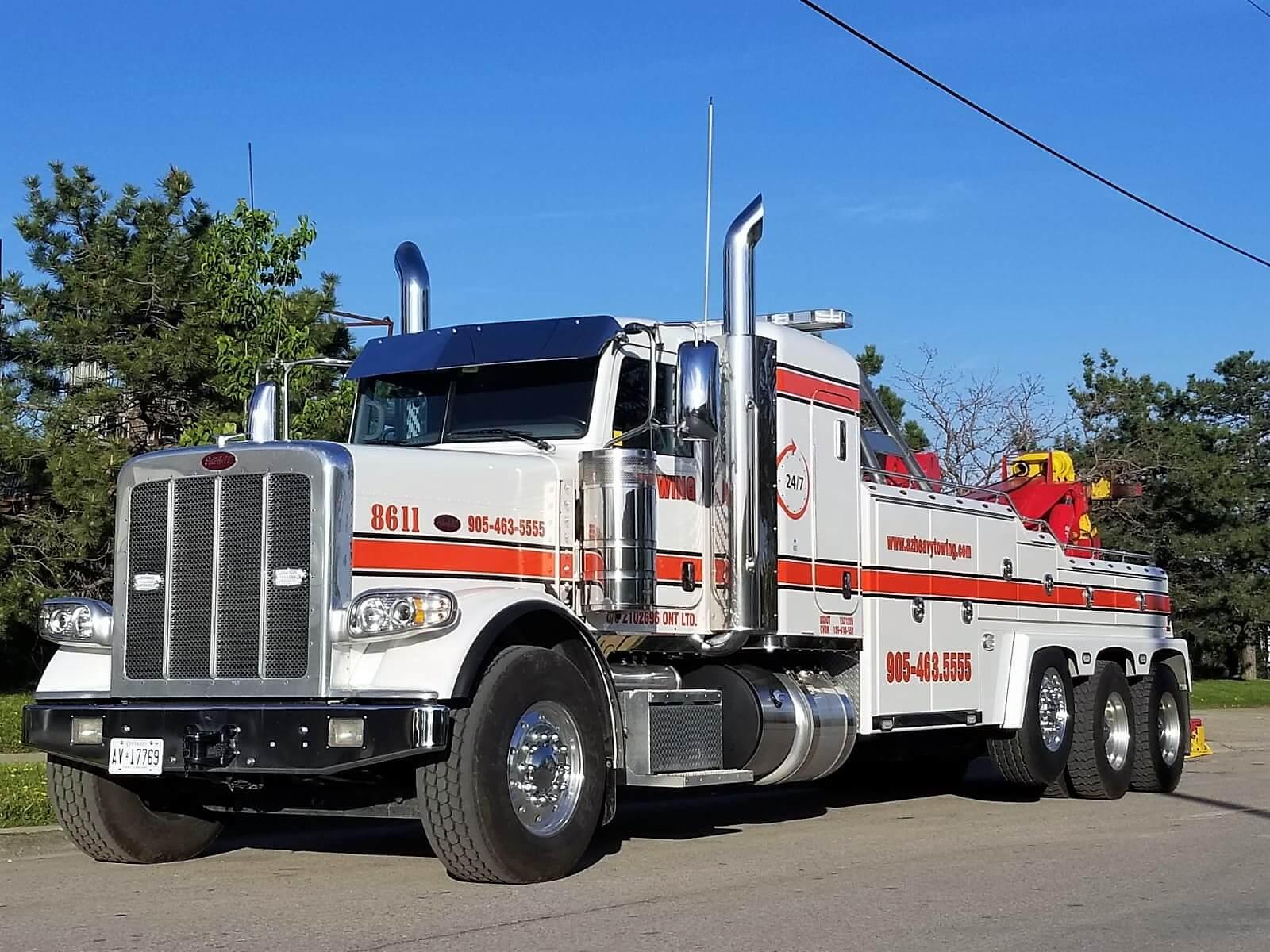 tow truck driver jobs winnipeg