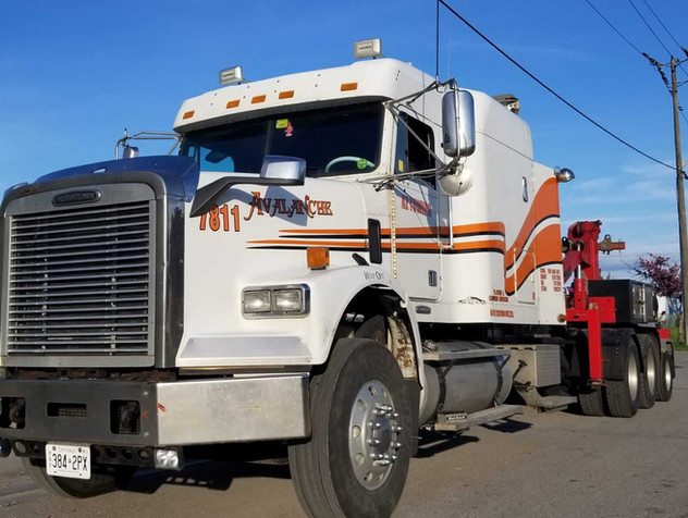 aztowing truck
