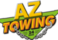 aztowing logo | Best truck towing servcie