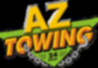 aztowing logo | Best truck towing servcie