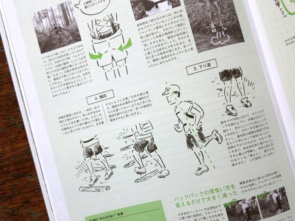 (株)エイ出版社〈ランドネ_2014.9月号〉連載・挿絵