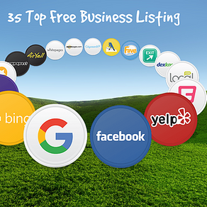 Top 35 Free business listings for your lawn care business
