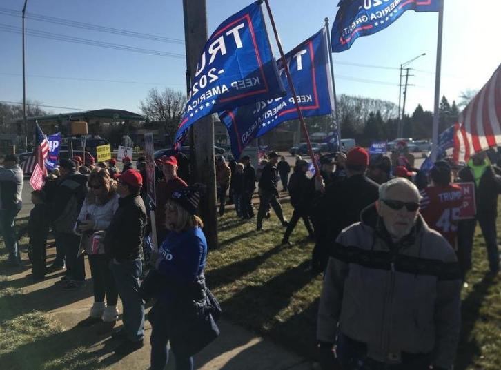 Activists to hold pro-Trump rally Jan. 11 in Joliet