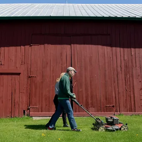 Local officials: You can mow you're own lawn amid COVID-19, but you can't hire someone else to