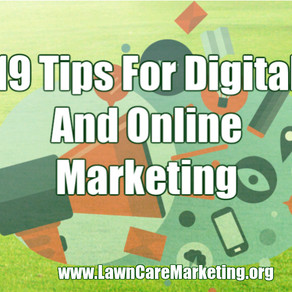 19 Tips For Digital And Online Marketing