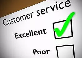 Customer Service is it's own form of marketing.