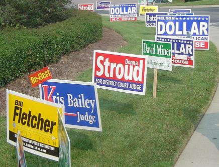 How To Create A Winning Political Campaign Sign