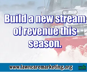 Marketing What do I do to increase my revenue in the winter?