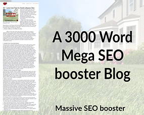 A 3000 Word Mega SEO Booster Blog