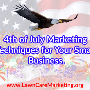 4th of July Marketing Techniques for Your Small Business.