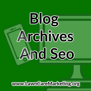 Blog Archives And Seo