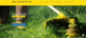 Lawn Care Website Templates