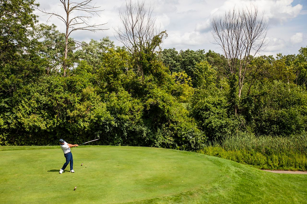 Gov. Gretchen Whitmer ordered Michigan golf courses to close in an effort to prevent the spread of COVID-19. (Kathryn Ziesig | MLive.com)Kathryn Ziesig | MLive.com