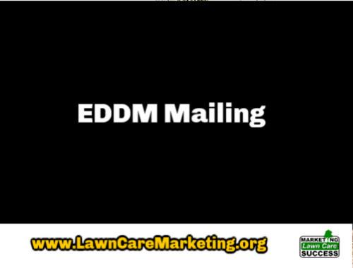 EDDM Mailing