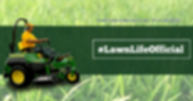 FREE lawn care facebook header