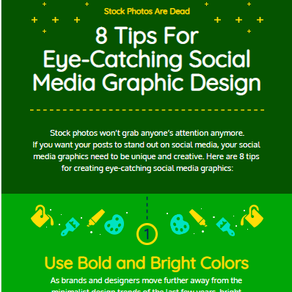 8 Tips for Eye Catching Lawn Care Social Media Design