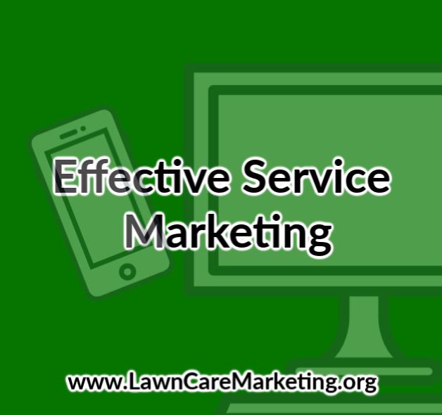 Effective Service Marketing