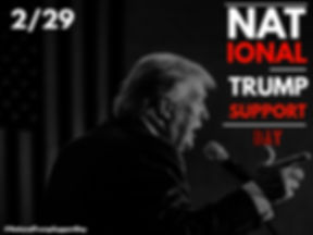 National Trump Support Day