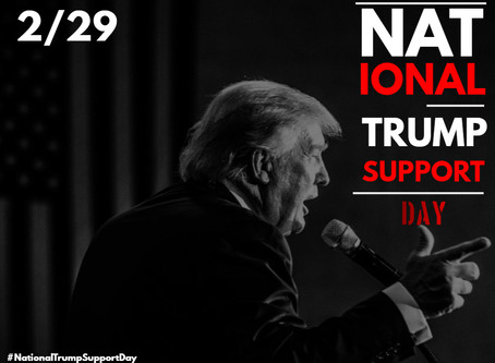 National Trump Support Day Rally List