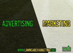 The Diffrence Between advertising and marketing