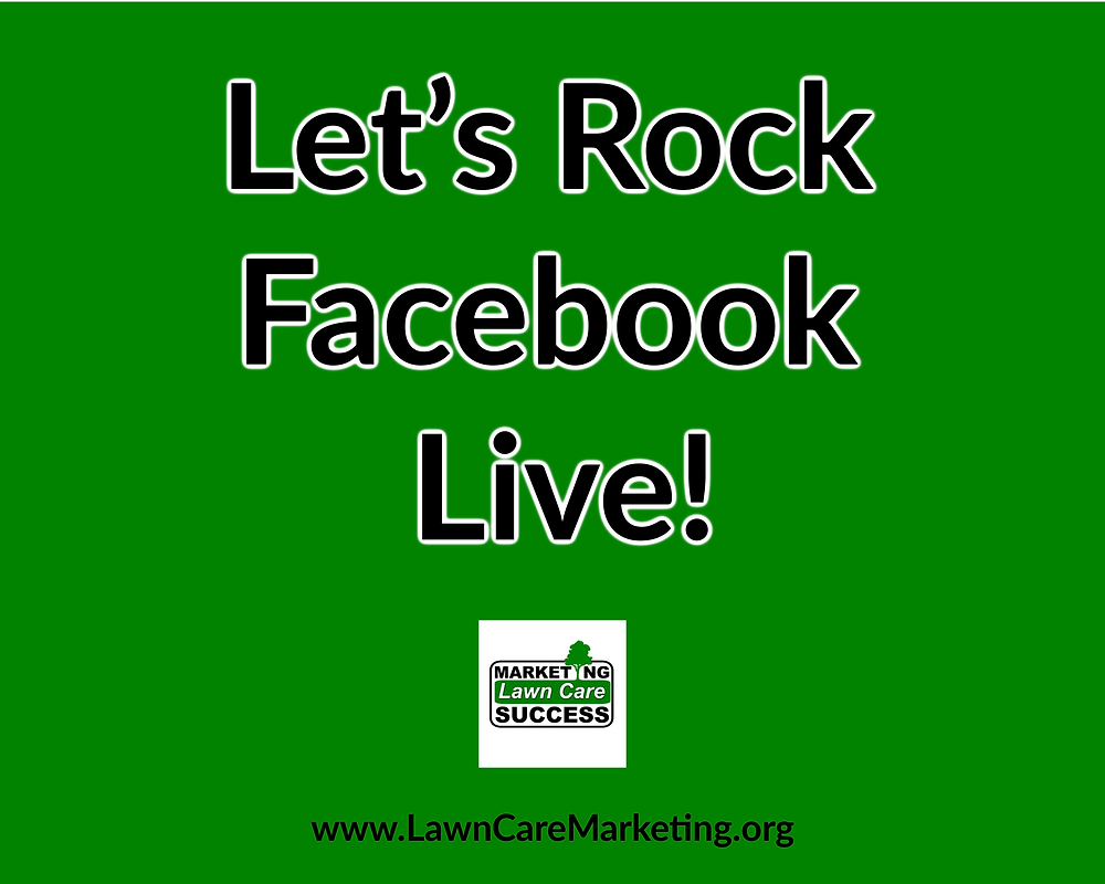 Let's Rock Facebook Live
