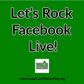 Let's Rock Facebook Live!