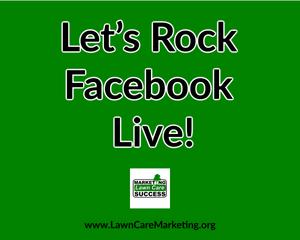 Let's Rock Facebook Live