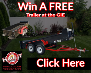Win A FREE trailer from Green Valley Haulit