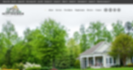 Lawn Care Website Design Sample
