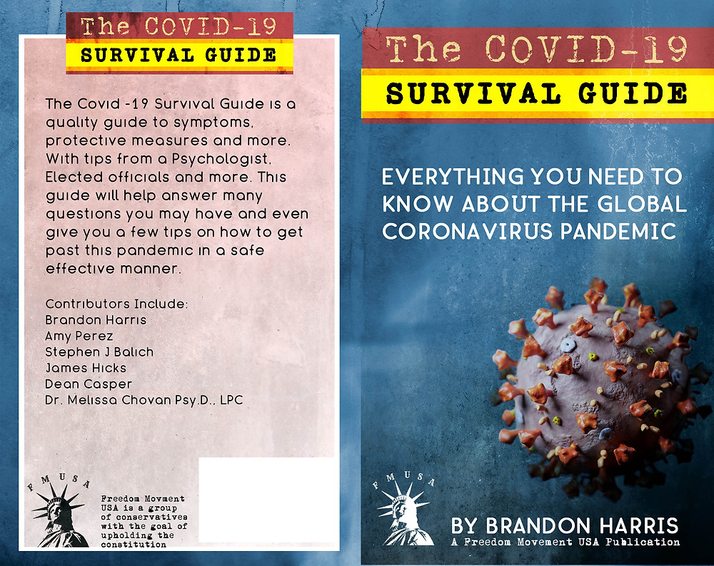 The Covid-19 Survival Guide Coming Soon!