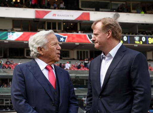 NFL punishment could be swift and severe for Robert Kraft