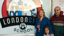 Inauguración London City School Santurtzi