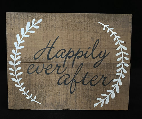 "Small ""Happily Ever After"""