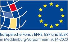 Logo EFRE, ESF, ELER