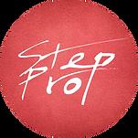 STEP Pro Logo Sticker.001.png