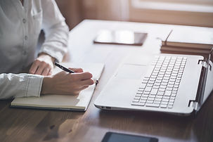 Document writing services for businesses