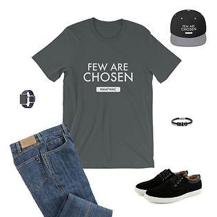 Few Are Chosen Tshirt ad 2.jpg