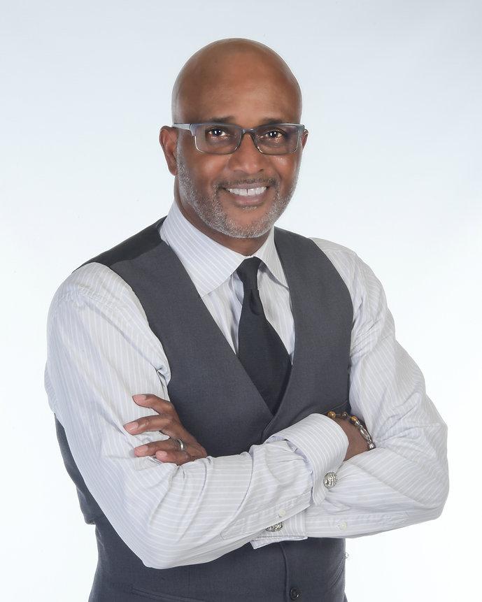 Byron P. Franklin, Sr., pastor/minister, author, and motivational speaker