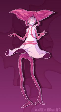 Half character