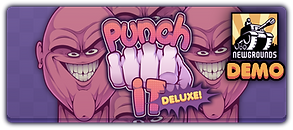Button Punch It Deluxe Demo Newgrounds.png