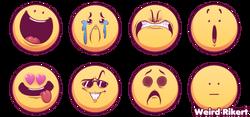 Emoji Pack A