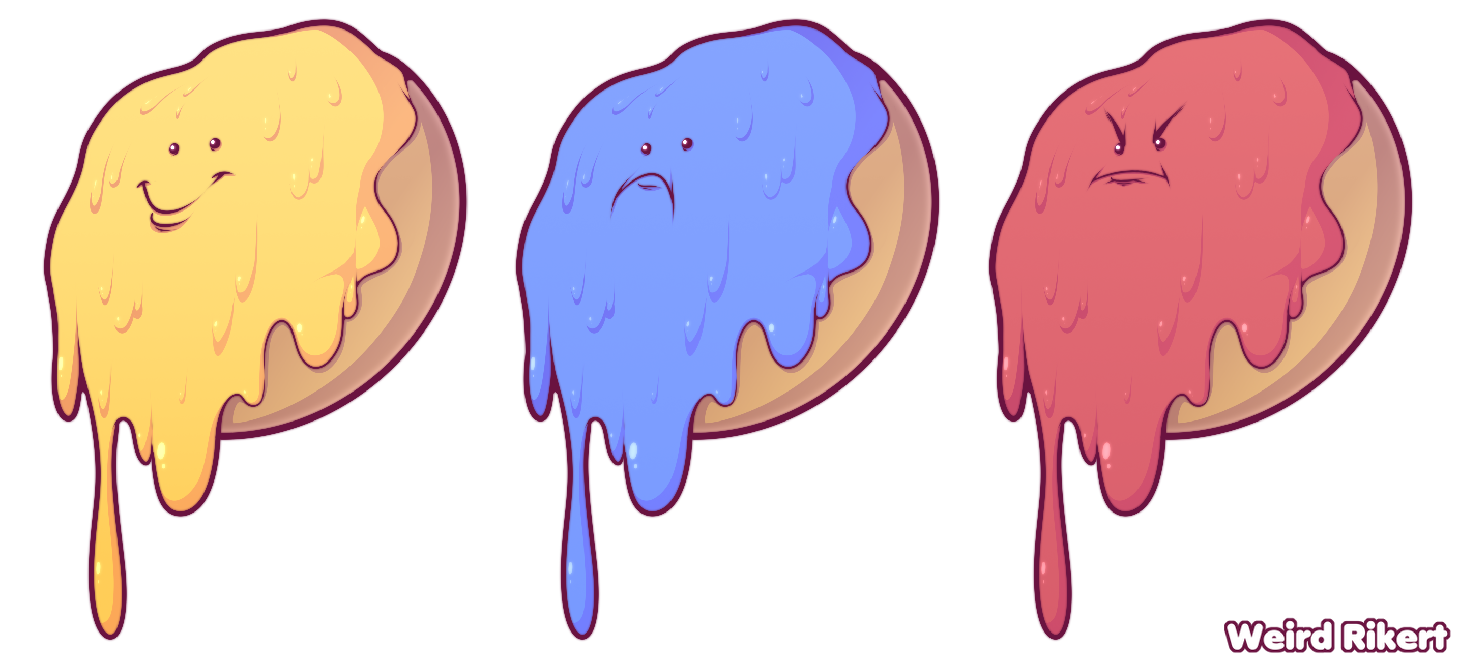 Emotion Donuts
