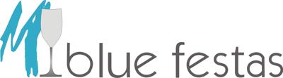 blue festas