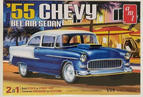 Chevy Bel Air Sedan 1955 - 1/25