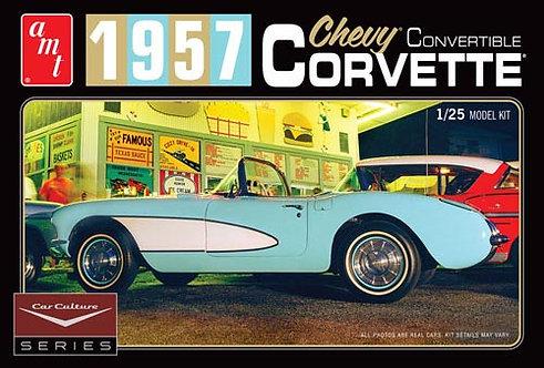 Corvette Conversível 1957 - 1/25