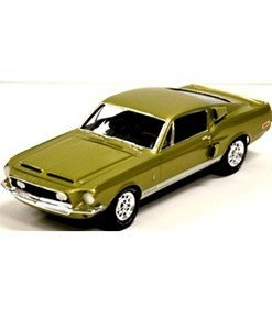 Shelby GT500 1968 - 1/25 - AMT