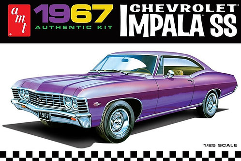 Chevrolet Impala SS 1967 - 1/25