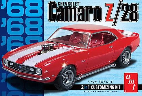 Camaro Z/28 1968 - 1/25